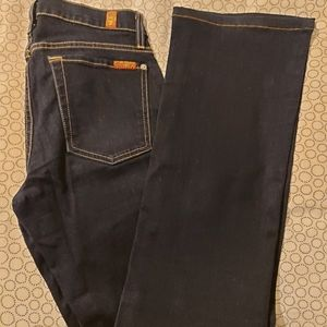 7 FOR ALL MANKIND jeans the skinny bootcut